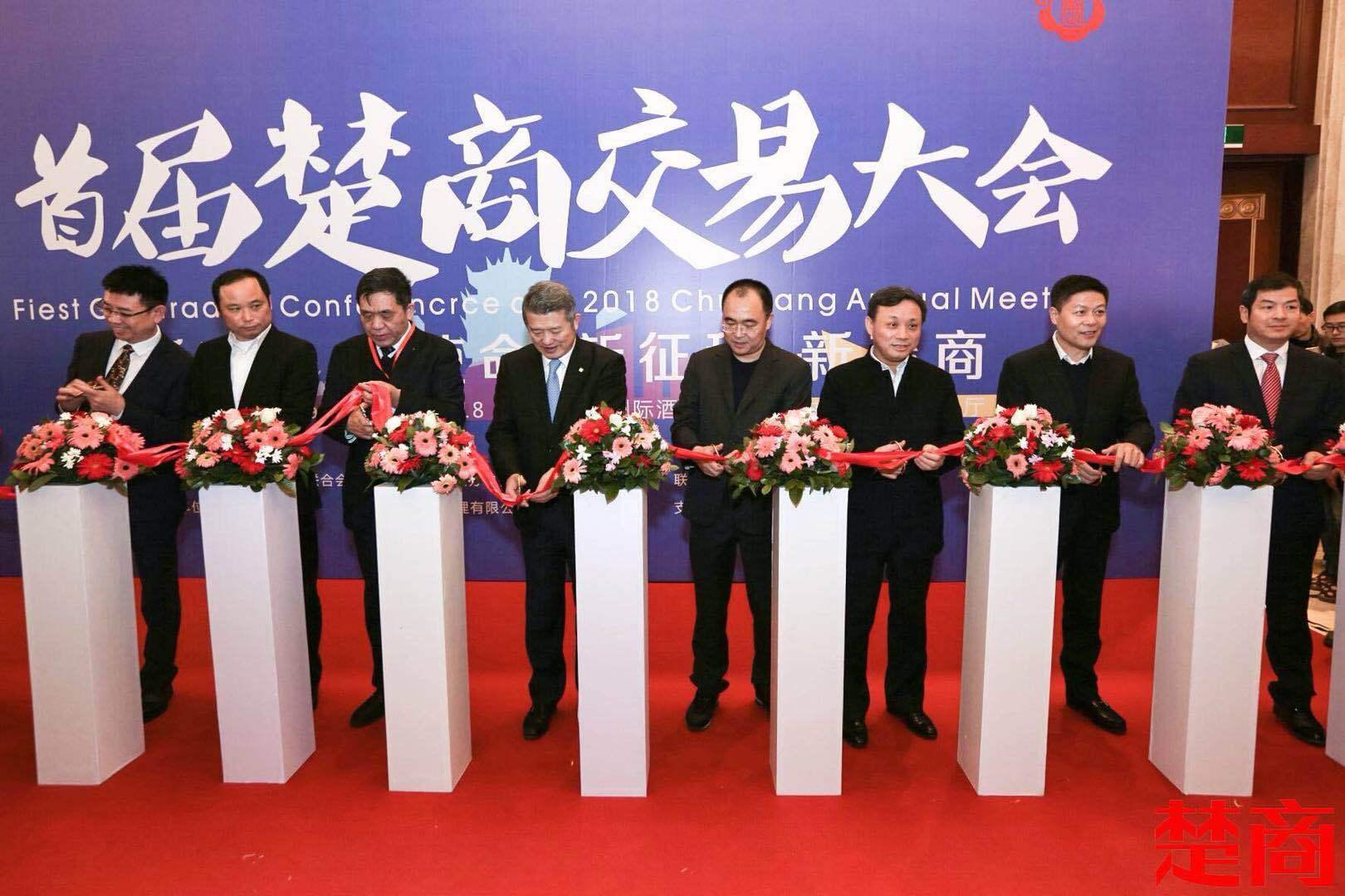 知名楚商齐聚江城 倡明年在汉举办世界大健康博览会