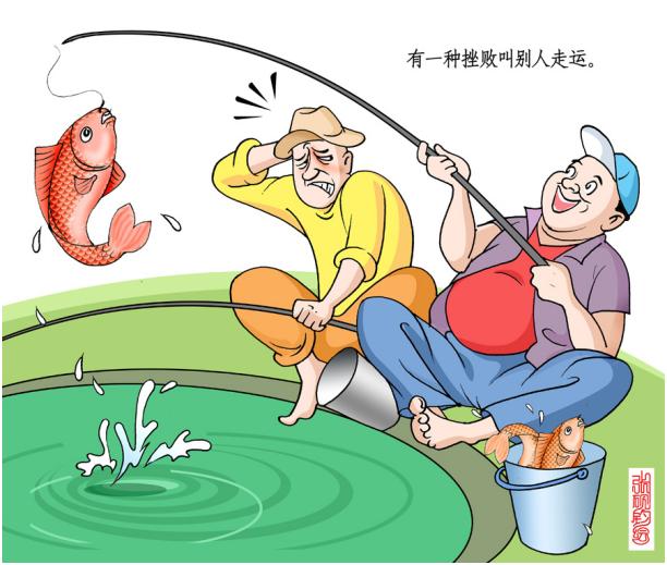 当代著名画家张砚钧先生2019年漫画作品欣赏