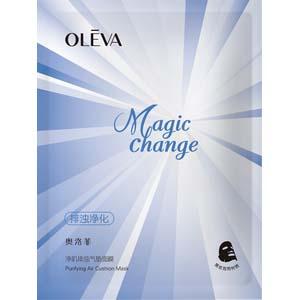 OLEVA+奥洛菲净肌排浊气垫面膜