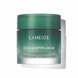 兰芝夜间舒缓修护睡眠面膜 绿镜睡眠面膜